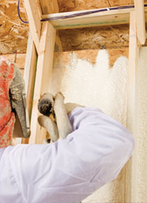 Huntsville Spray Foam Insulation Services and Benefits