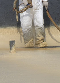 Huntsville Spray Foam Roofing Systems